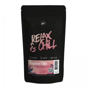 Infusion chanvre Relax & Chill - 25g